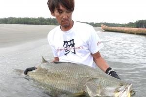 Masahiro Sasakawa, West PNG, Fangbait 140DR SW